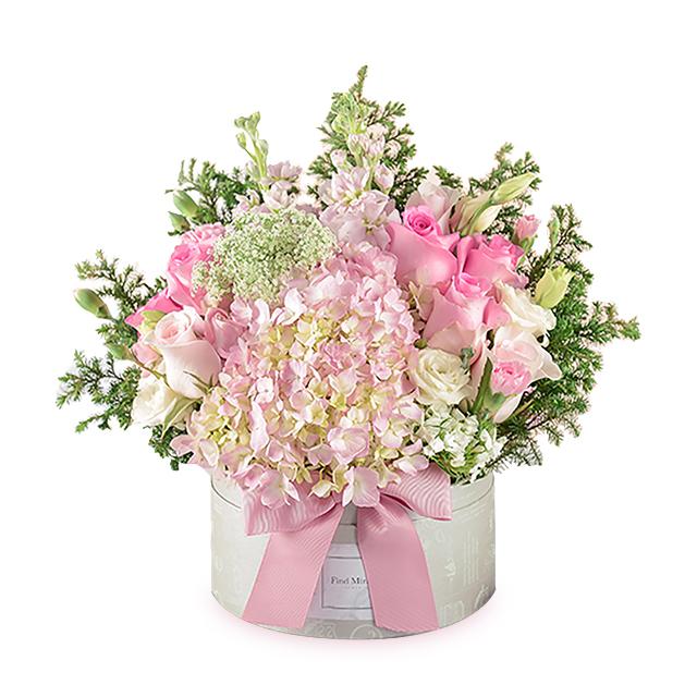 致爱丽丝 中花盒