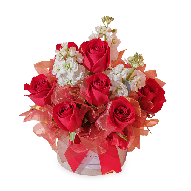 简•爱小花盒