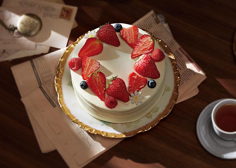 结婚纪念日蛋糕_草莓奶油蛋糕,6-10寸【图片/价格/评价/网上预订】 - 壹点壹客